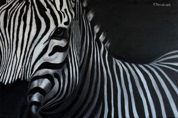 Cynthia Bandurek - Oil painting